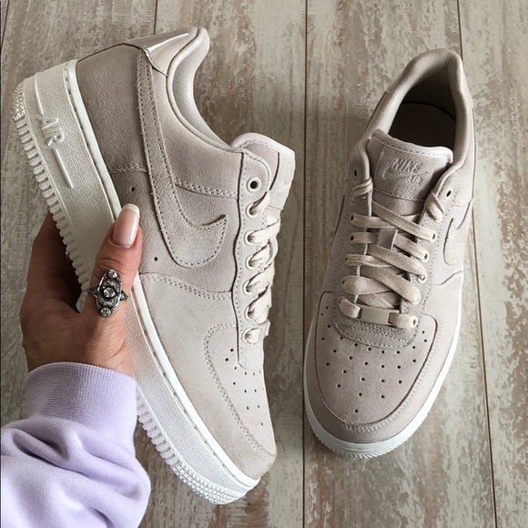 info for d7a3c ff5aa NWT🍨Nike ID Air Force 1 premium suede